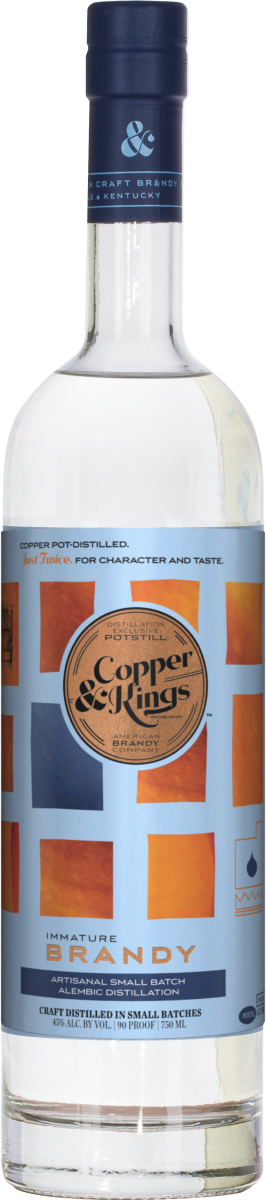 copper and kings immature brandy
