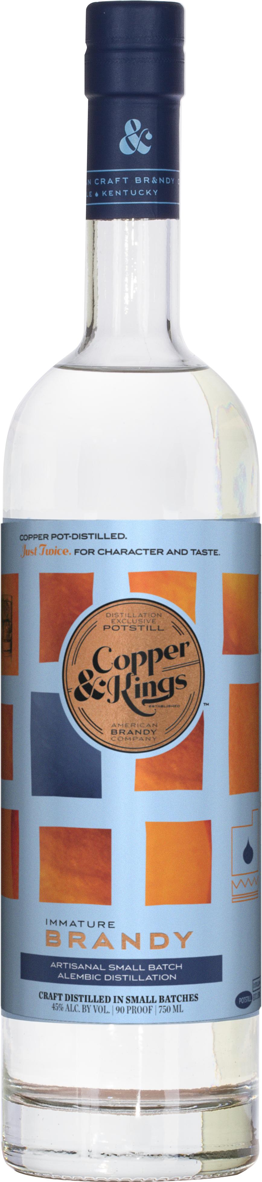Copper & Kings Immature Brandy