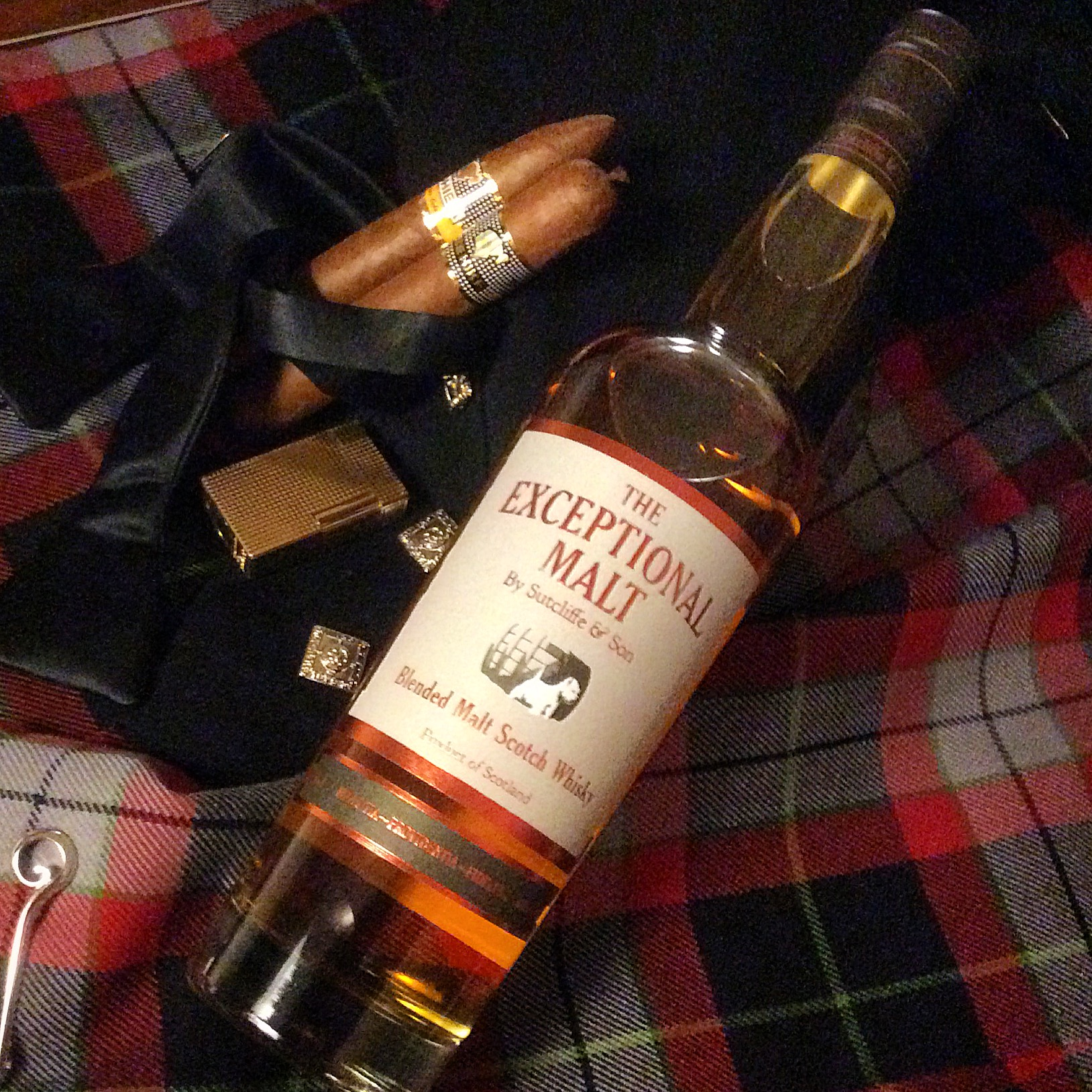 The Exceptional Malt - Blended Malt Scotch Whisky