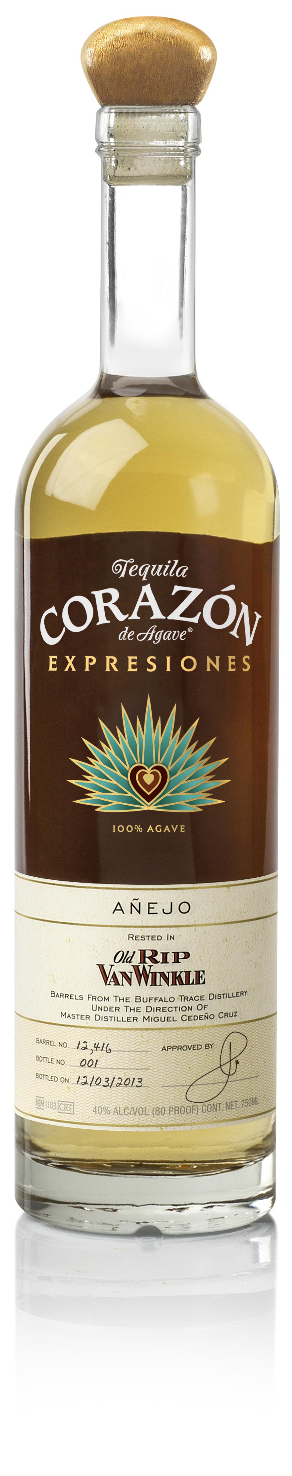 Expresiones del Corazon Old Rip Van Winkle Anejo