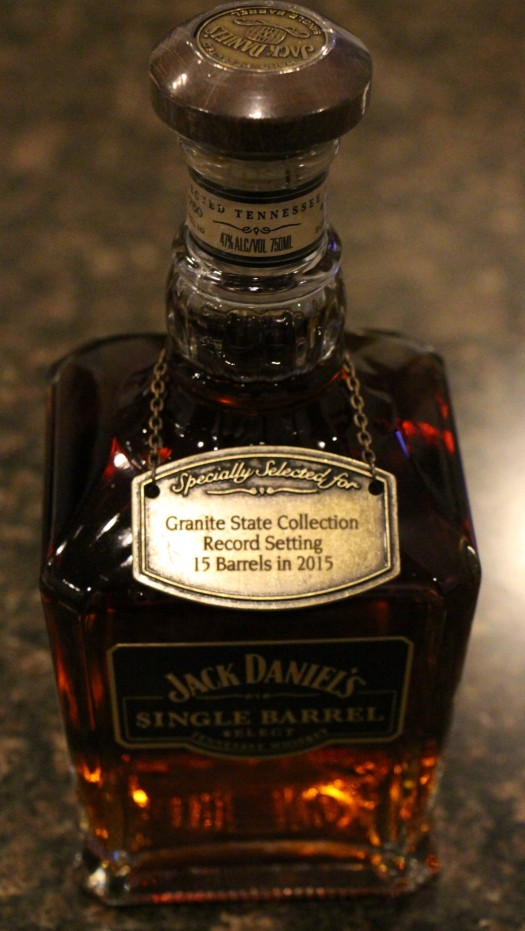 JD NH Single Barrel 2