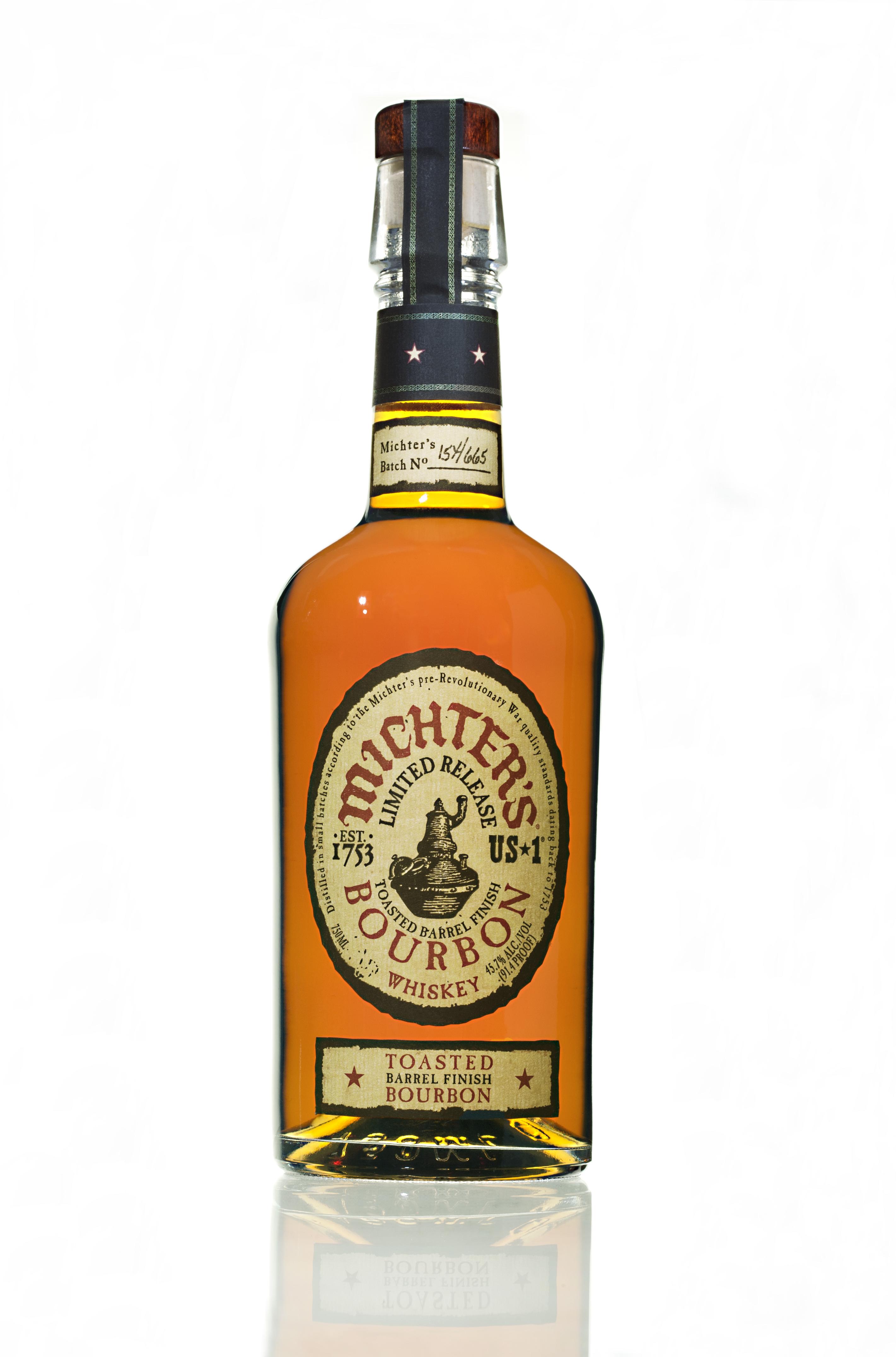 Michter's US-1 Toasted Barrel Finish Bourbon 2015