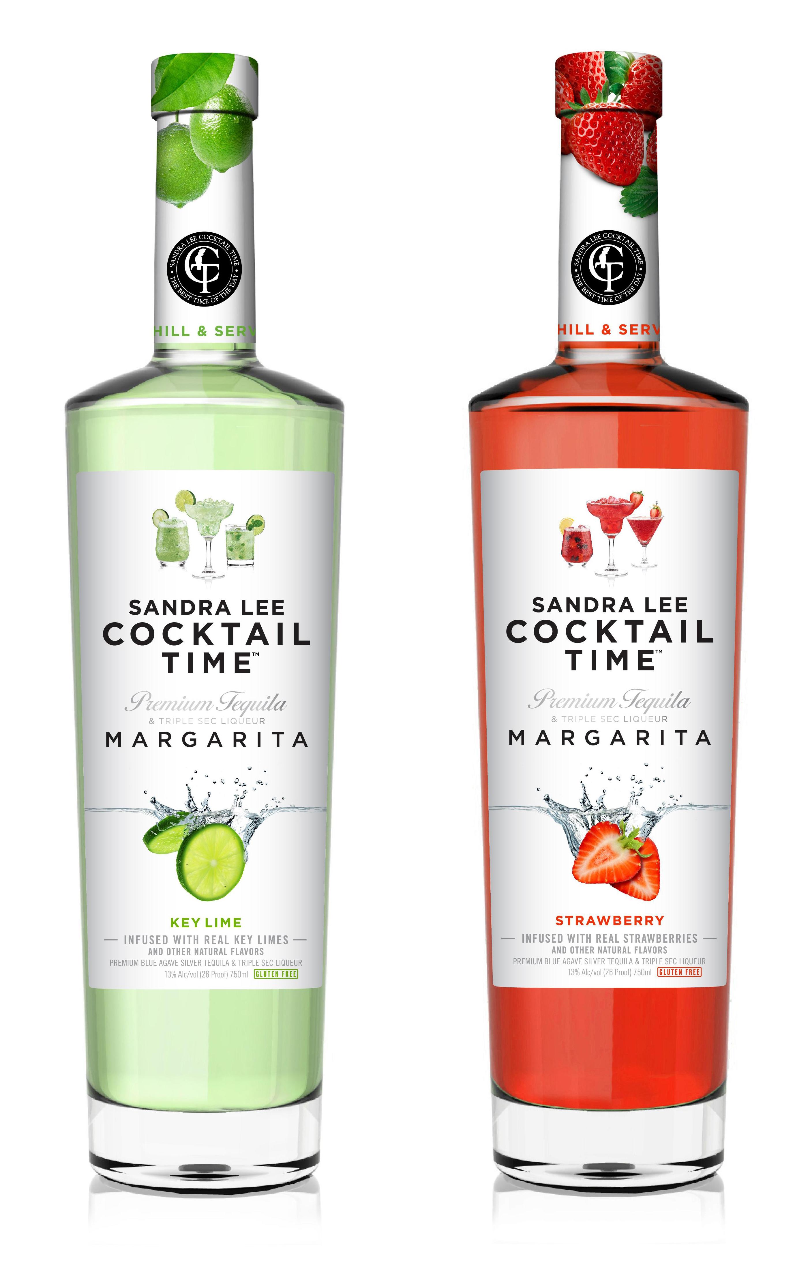 Sandra Lee Cocktail Time Margarita Strawberry