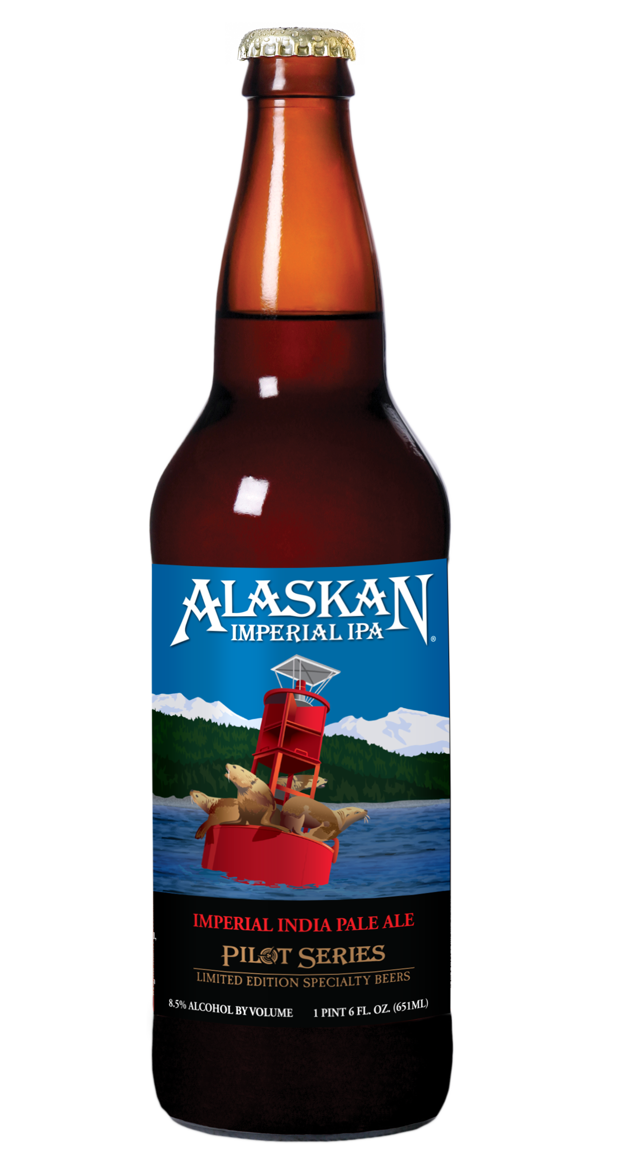 Alaskan Brewing Company Imperial India Pale Ale