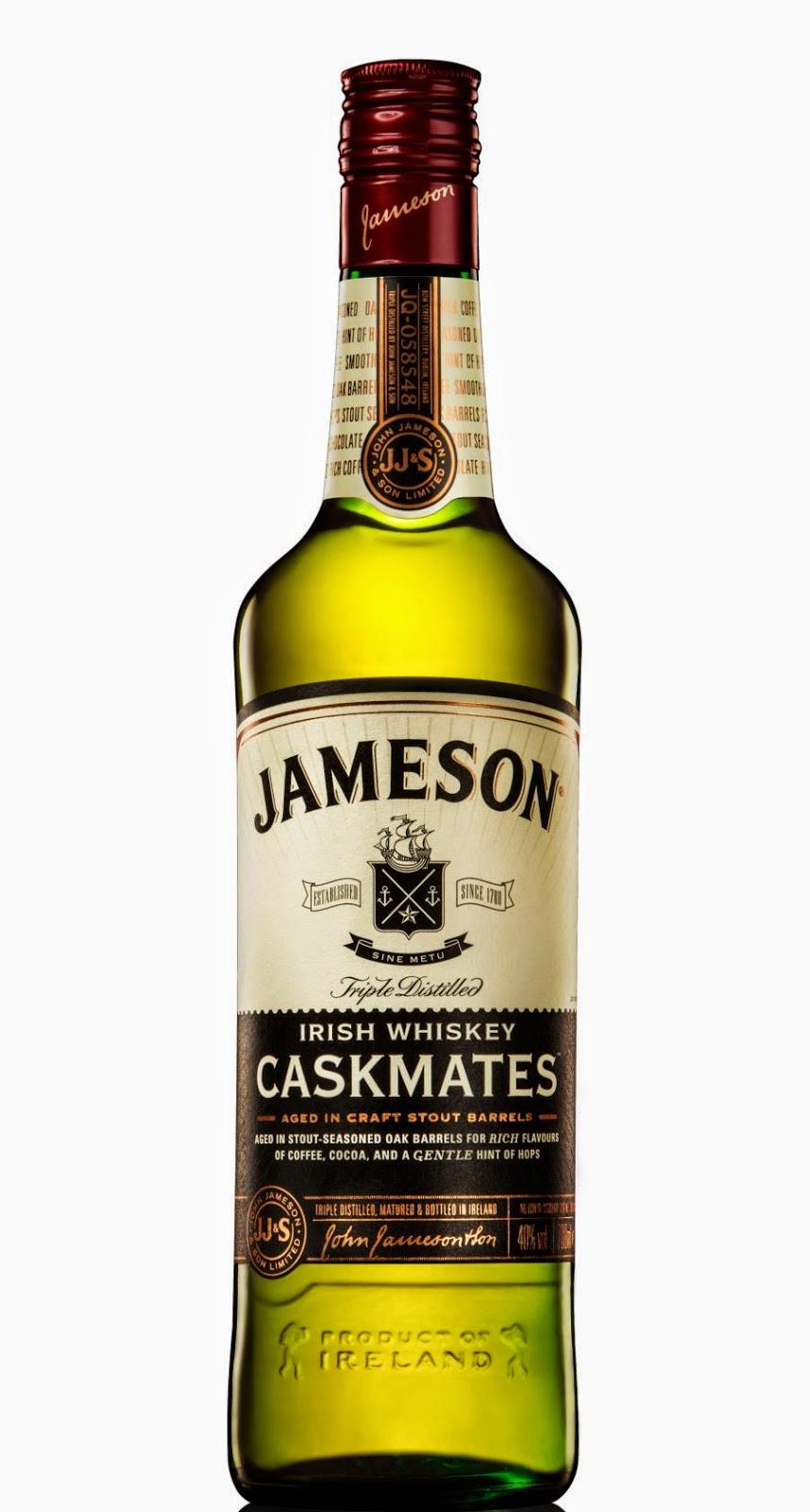 Jameson Caskmates Stout Edition Irish Whiskey