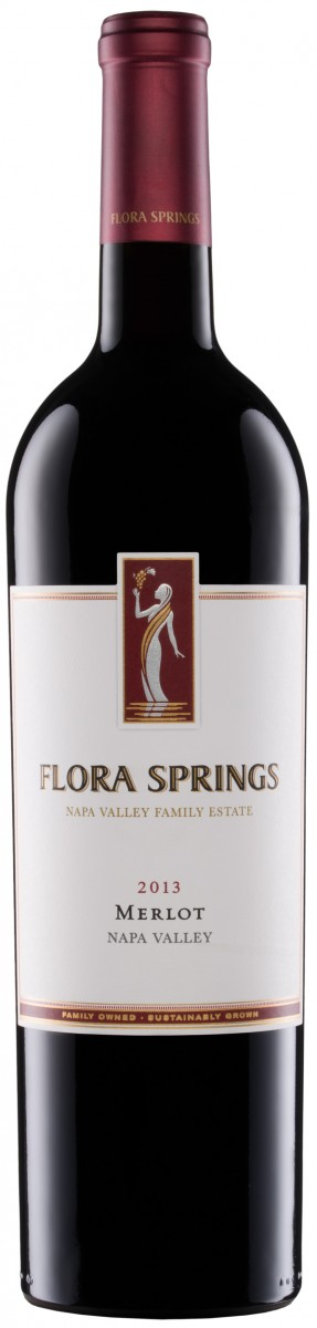 flora springs 2013_napa_valley_merlot_bottle