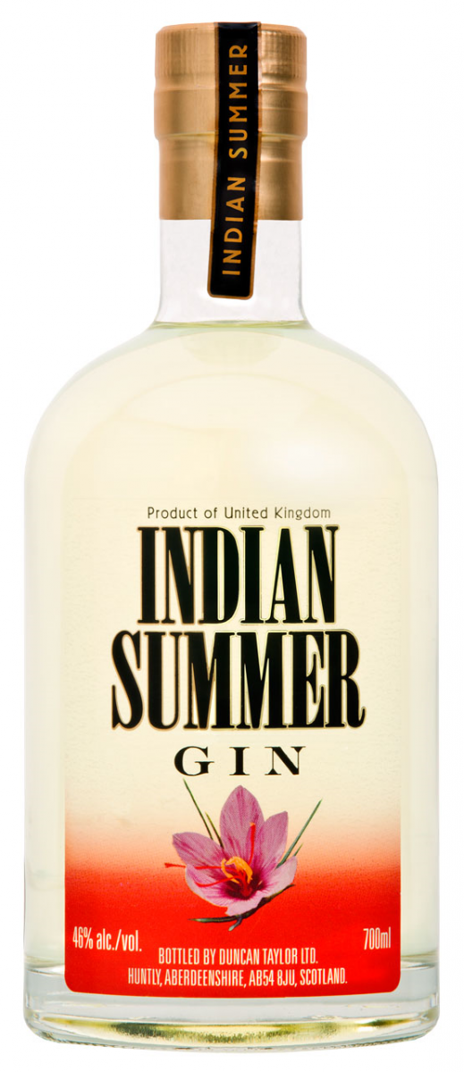 indian summer gin
