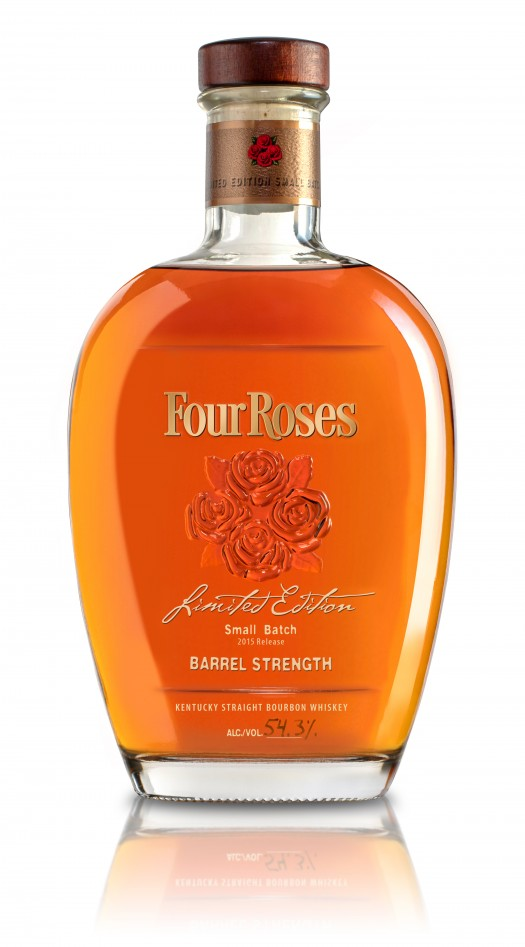 four roses 2015LESmallBatch_Front_White_FIN