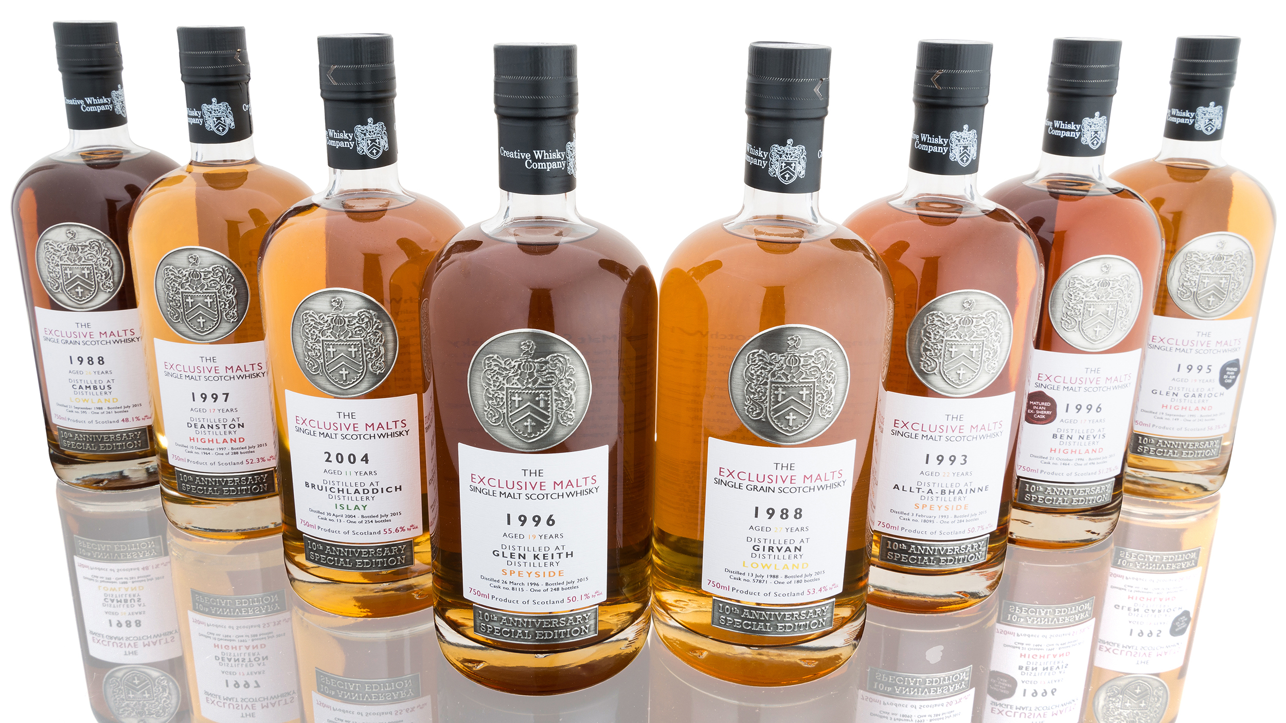 The Exclusive Malts Ben Nevis 1996 17 Years Old