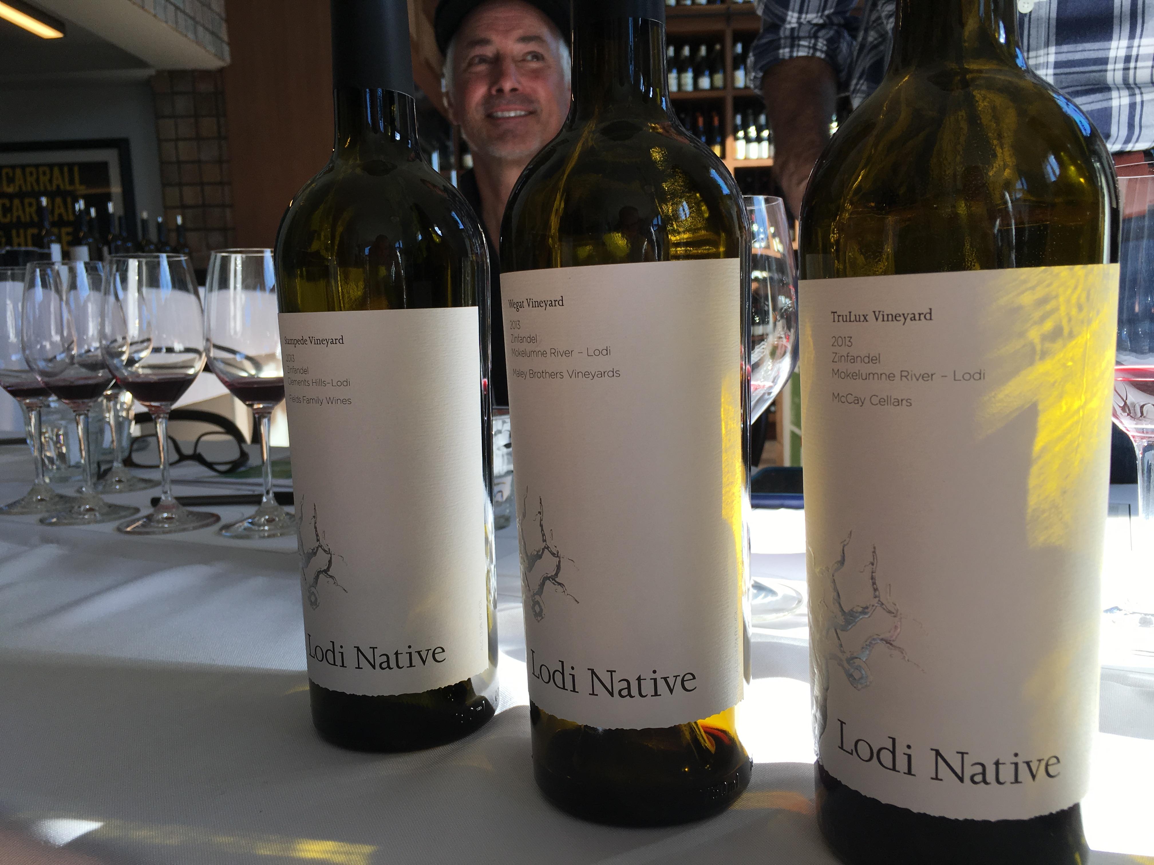 2013 Lodi Native Stampede Vineyard Fields Family Wines