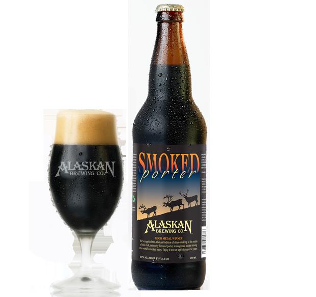 Alaskan Brewing Company Smoked Porter 2015