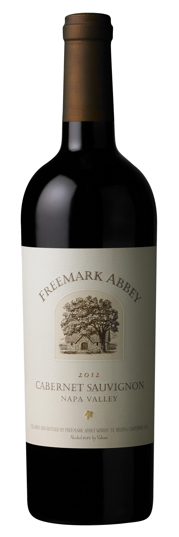 2012 Freemark Abbey Cabernet Sauvignon Napa Valley