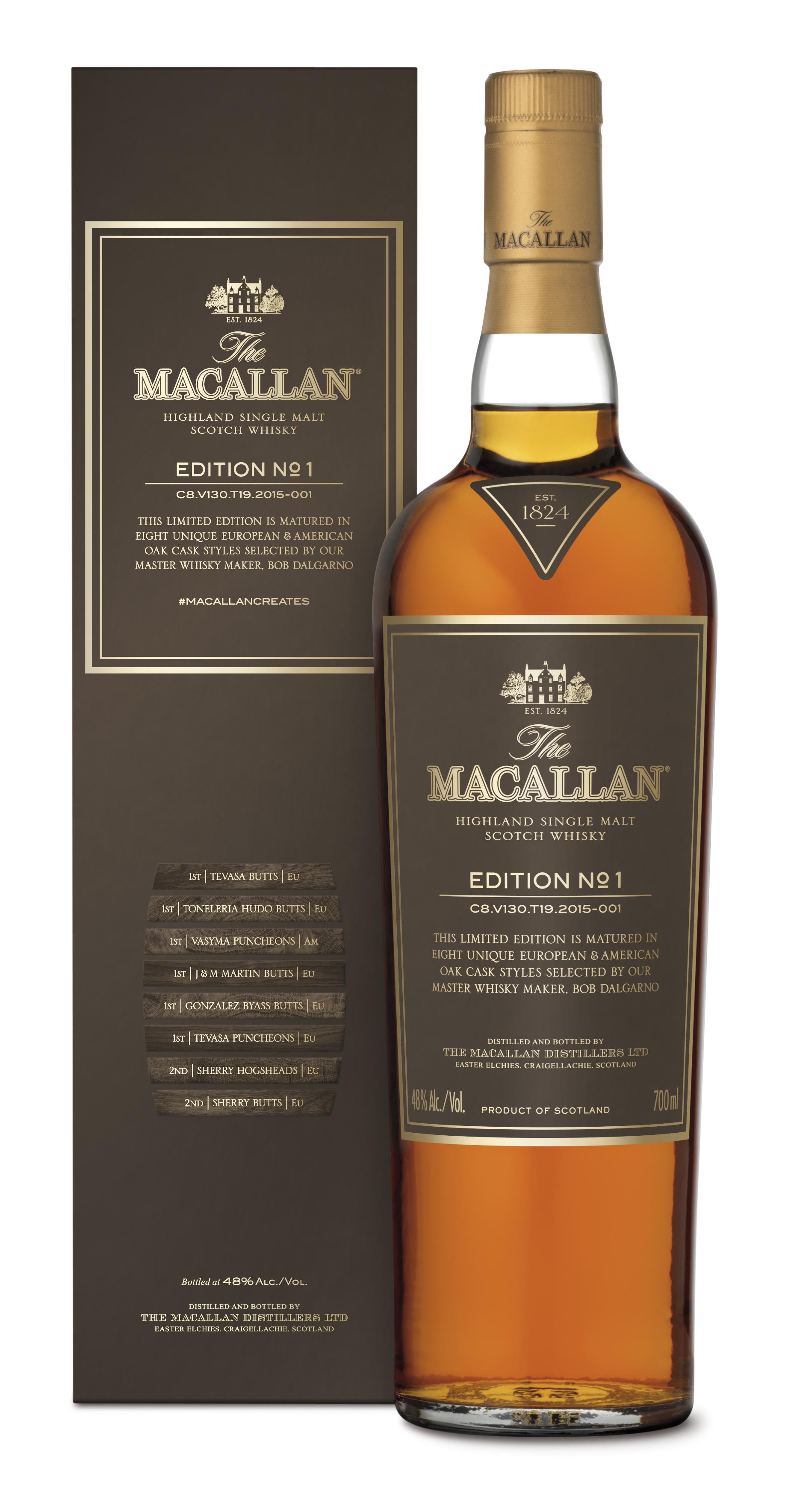 The Macallan Edition No. 1