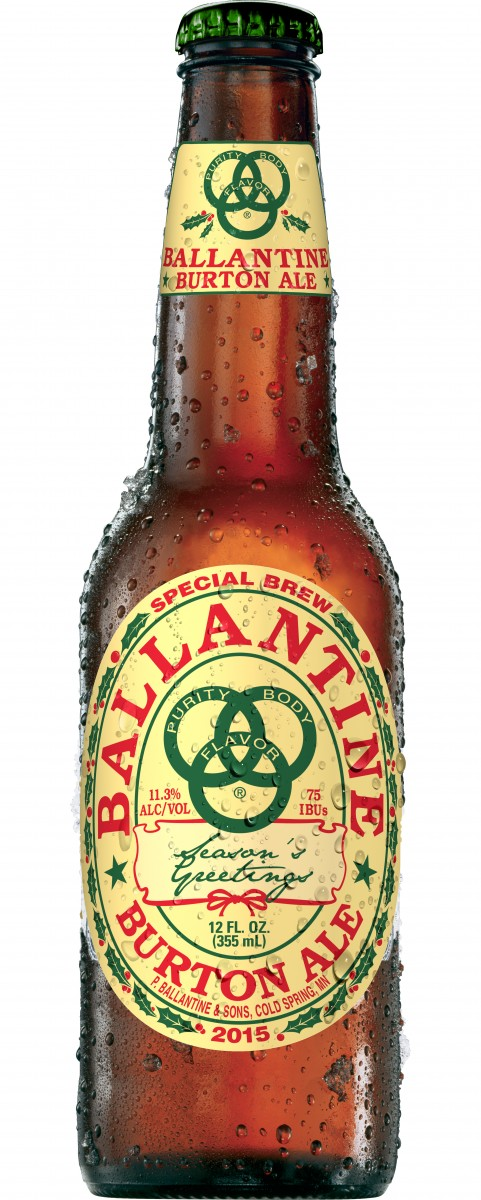 Burton Ale Bottle