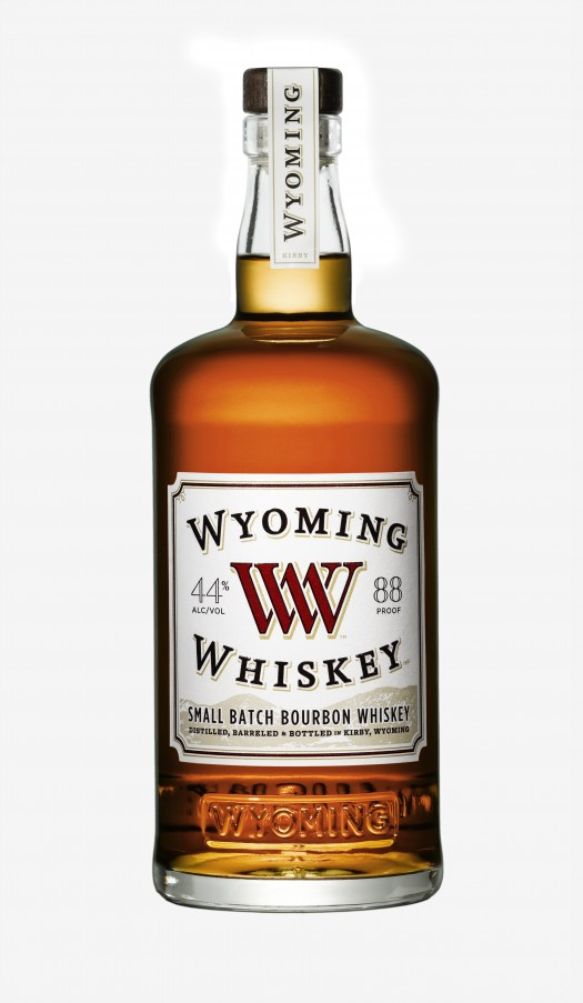Wyoming Whiskey Bottle Hi-res