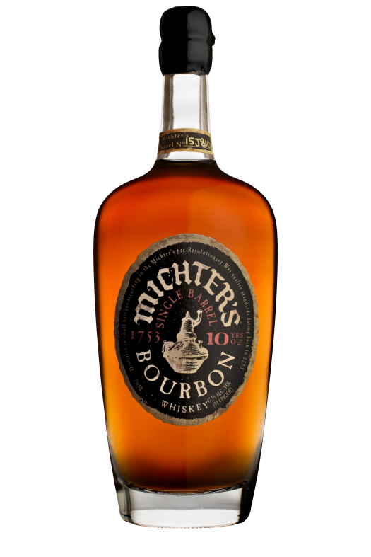 michters 10-Year-Bourbon 2015