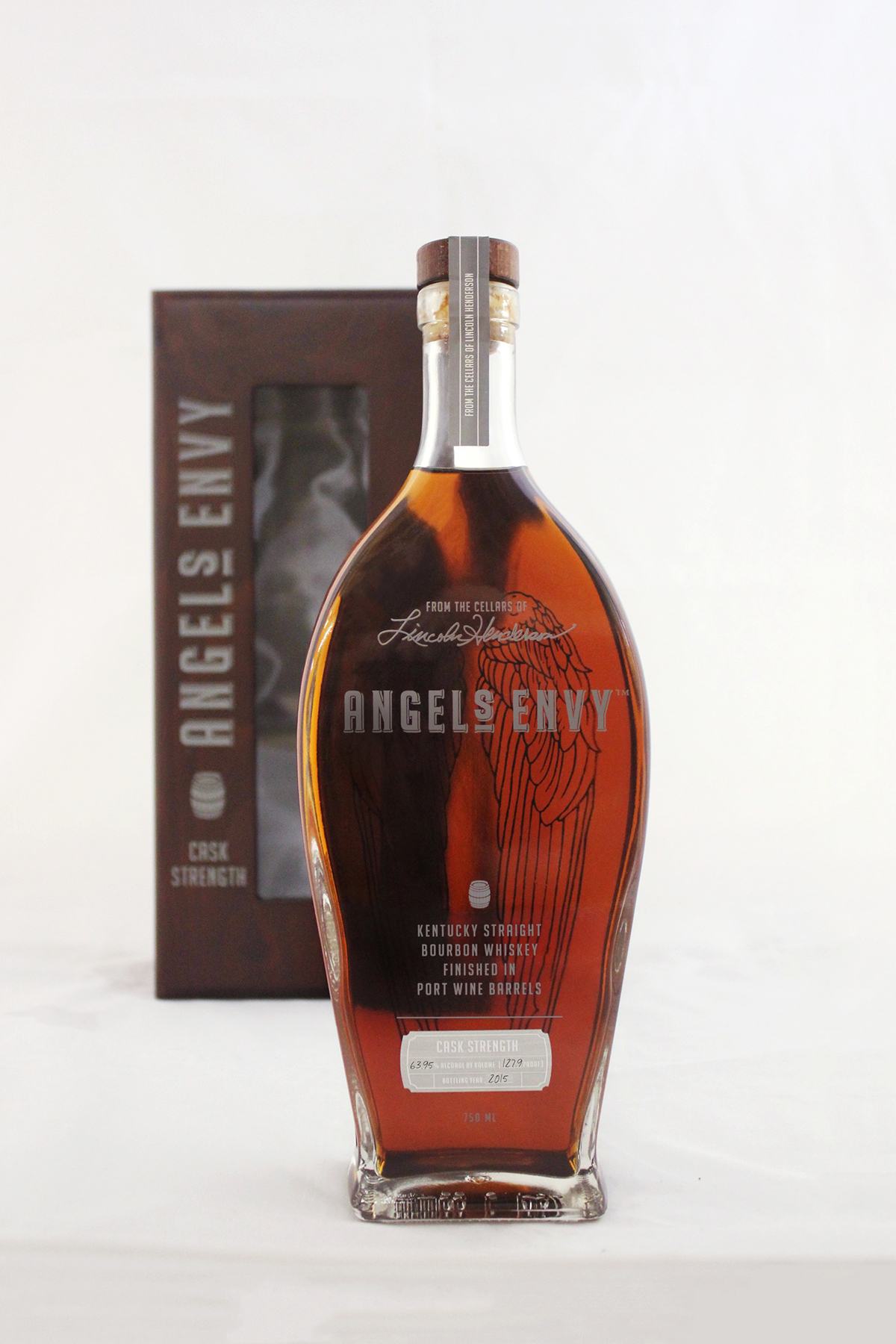 Angel's Envy Cask Strength Bourbon – Limited Edition (2015)