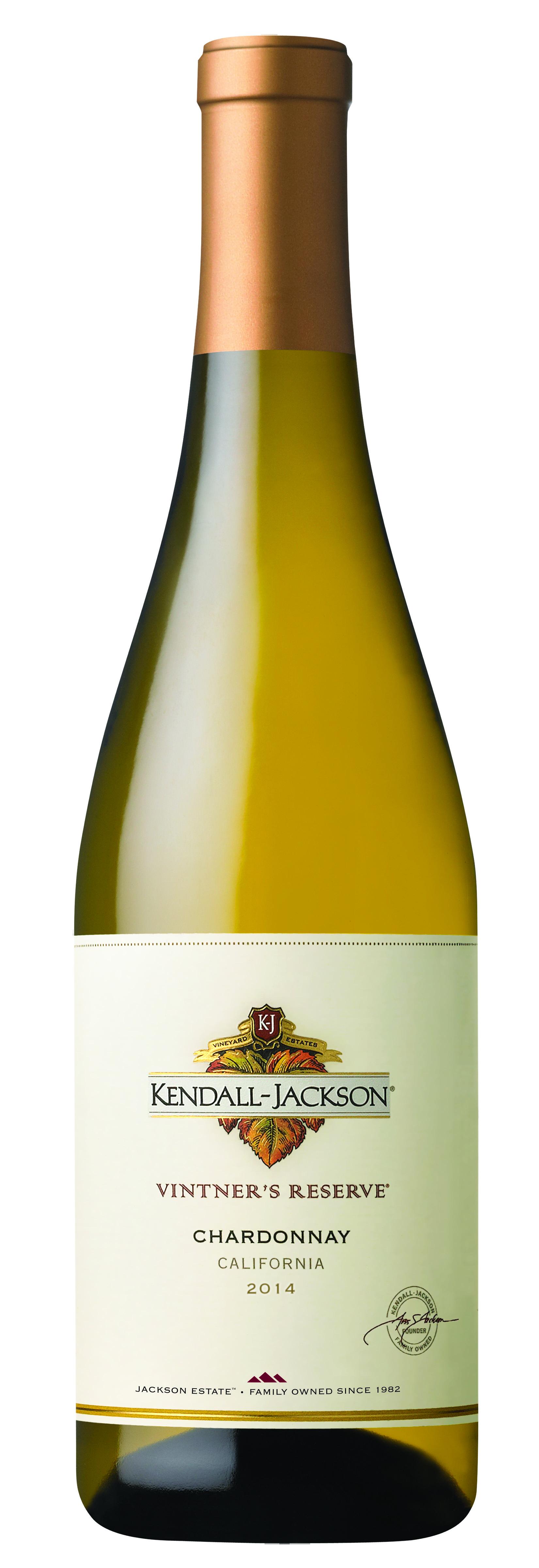 2014 Kendall-Jackson Vintner's Reserve Chardonnay California