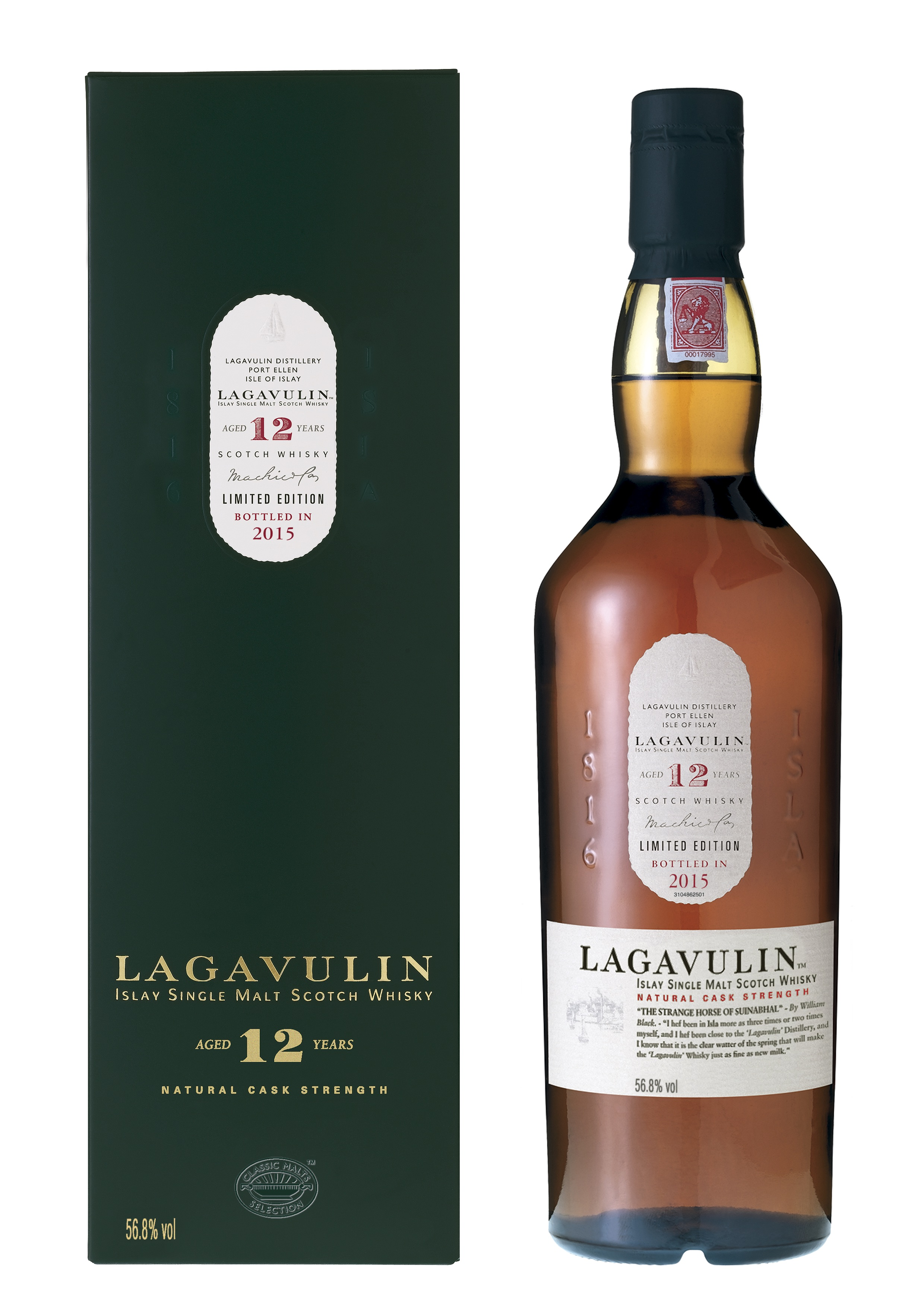 Lagavulin 12 Years Old Limited Edition 2015