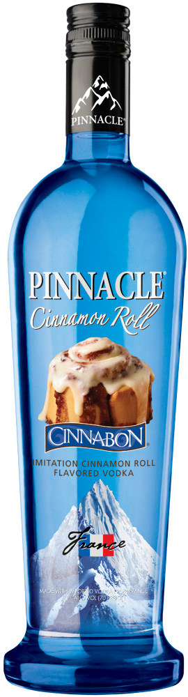 Pinnacle Cinnabon Vodka_750