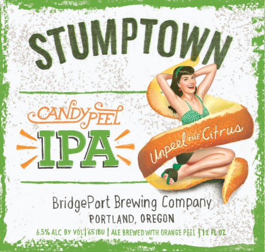 bridgeport stumptown candypeel