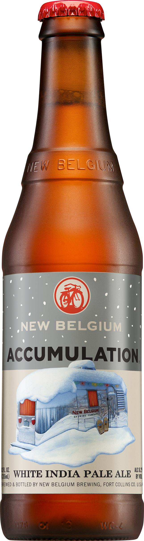 New Belgium Accumulation White IPA (2016)