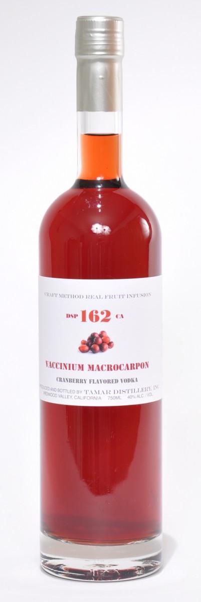 162 vodka Cranberry