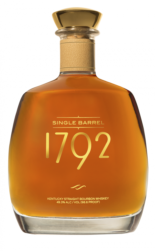 1792 Single Barrel Bottle