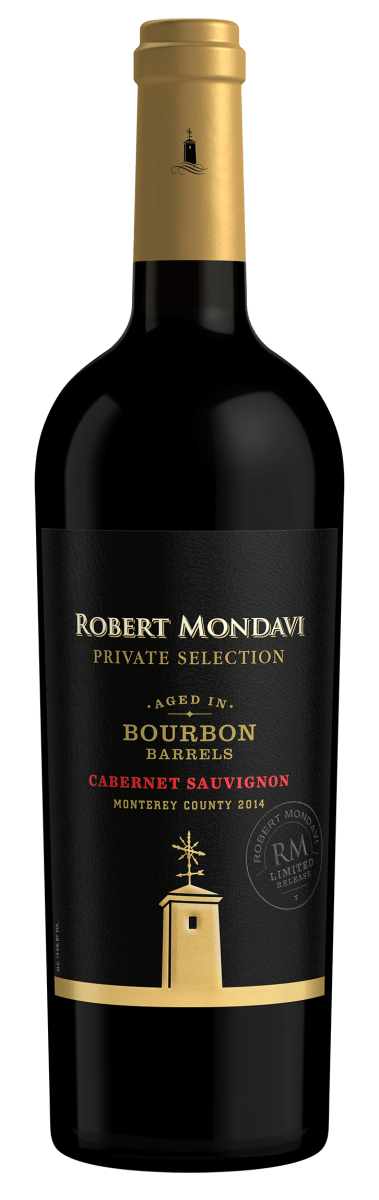 RMPS Bourbon Barrel Cabernet Sauvignon  750ml Bottle Shot