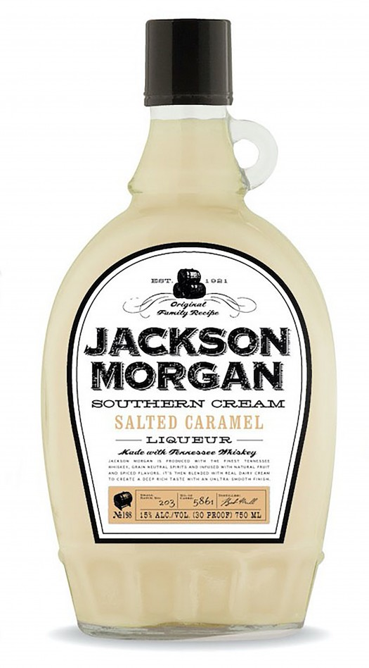 jackson morgan Salted Caramel Bottle