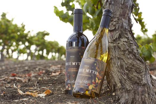 2014 True Myth Chardonnay Edna Valley Paragon Vineyard