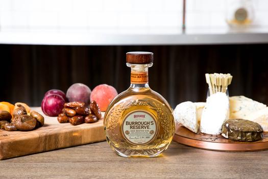 Beefeater Burrough's Reserve Barrel Finished Gin Edition 2