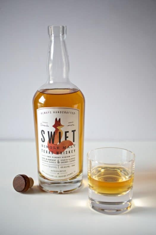 swift whiskey
