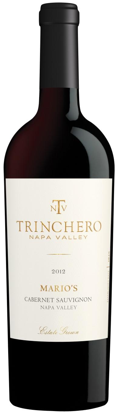"2012 Trinchero Cabernet Sauvignon ""Mario's"" Napa Valley"