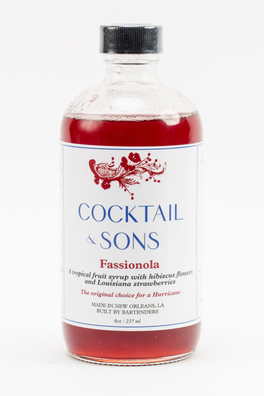 Fassionola bottle shot