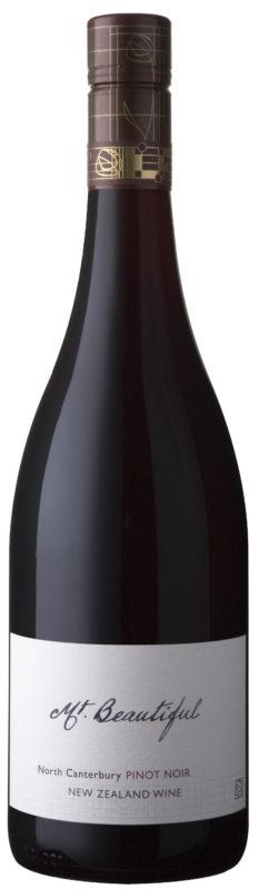 Mt Beautiful NC Pinot Noir