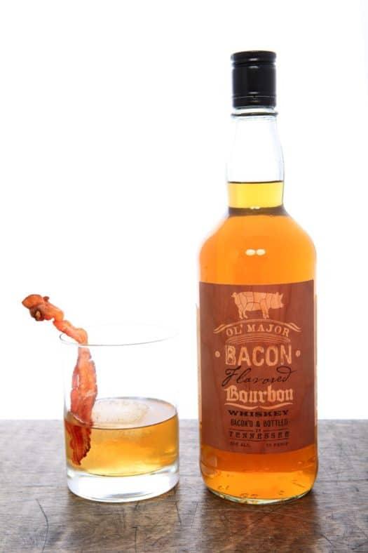 Ol' Major with Bacon