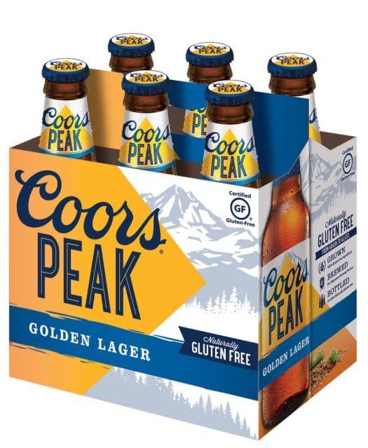 coors peak 6pack
