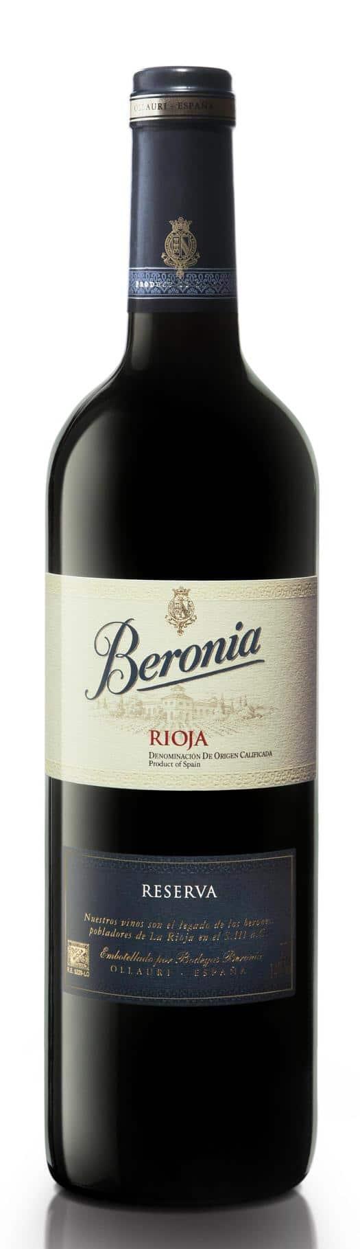 2010 Beronia Rioja Reserva
