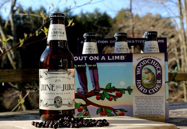 Woodchuck June & Juice Juniper Hard Cider