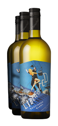 2015 Liberated Sauvignon Blanc North Coast