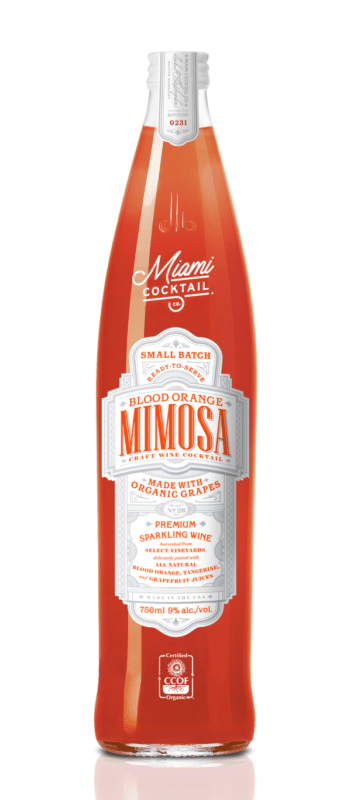 miami cocktail mimosa