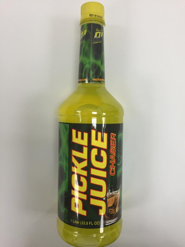 Pickle Juice Chaser