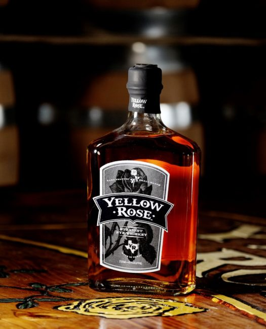 Yellow Rose Distilling - Straight Rye Whiskey