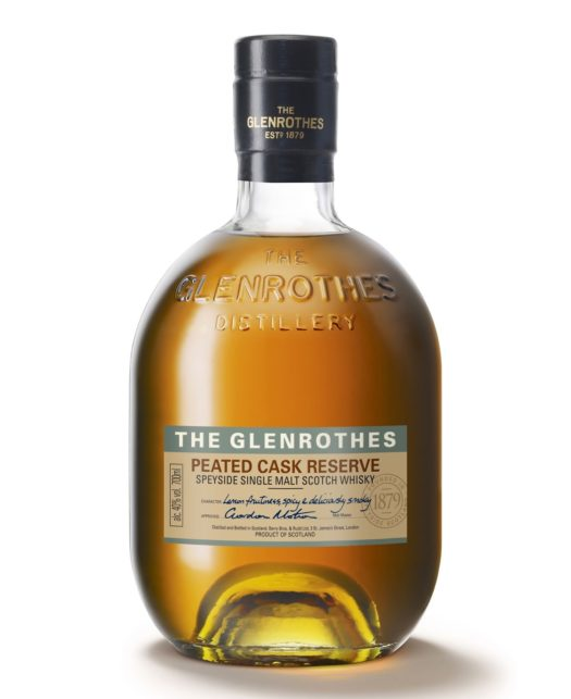 glenrothes peated