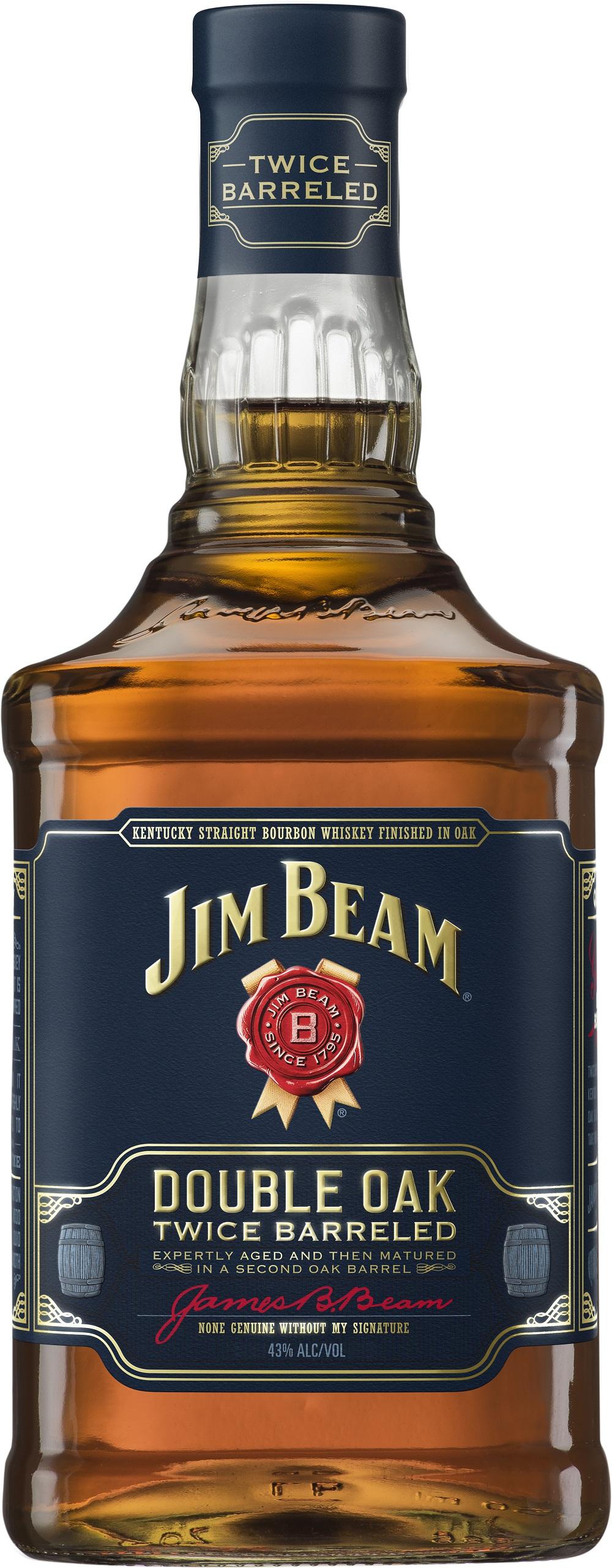 Jim Beam Double Oak Twice Barreled Bourbon