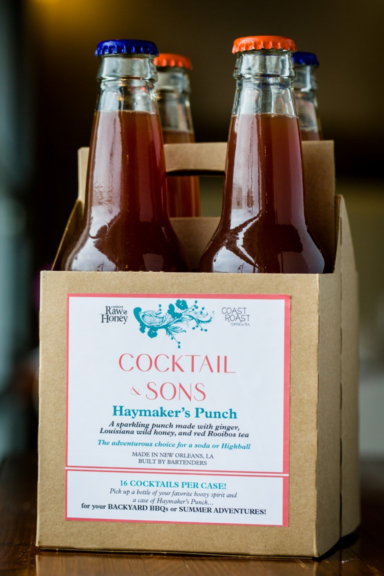 Cocktail & Sons Haymaker's Punch