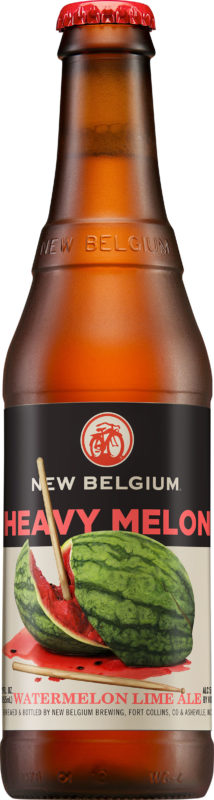 new belgium Heavy_Melon_12oz_Bottle