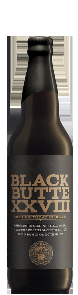Deschutes Brewery Black Butte XXVIII 28th Birthday Reserve