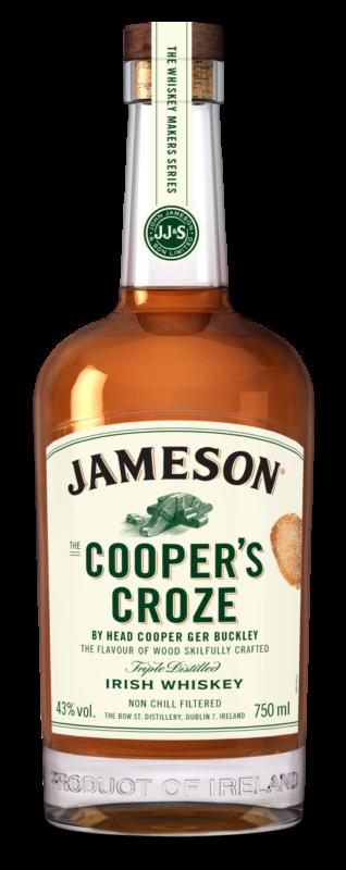 Coopers Croze Bottle Image 750ml